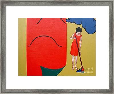 RUG Framed Print by Patrick J Murphy