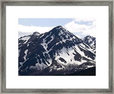 Rugged  Framed Print by Tara Lynn