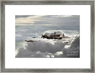 Ruhr Valley Express Framed Print by J Biggadike