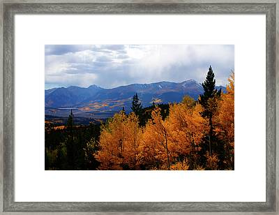 Ruling The Empire Framed Print by Jeremy Rhoades