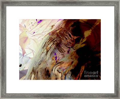 Rumination Framed Print