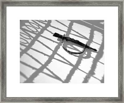 Rumors Of War Framed Print