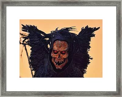 Framed Print featuring the photograph Run by Joetta West