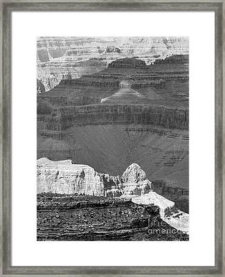 Framed Print featuring the photograph Running Man by George Mount