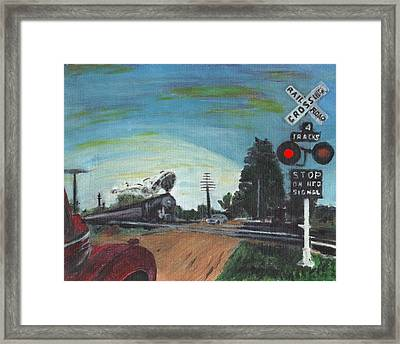 Rural America Framed Print