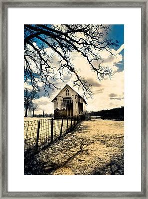 Rural Americana #2 Framed Print