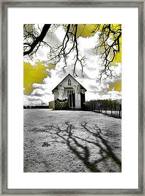Rural Americana Framed Print