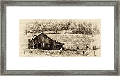 Rural Dreams Framed Print