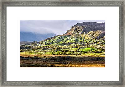Rural Ireland Landscape Framed Print