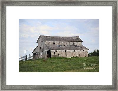 Rural Moravia Framed Print by Anthony Cornett