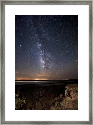 Rural Muse Framed Print