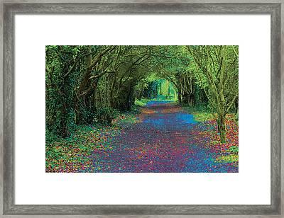 Rush Avenue Framed Print