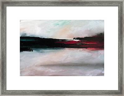 Rush Framed Print
