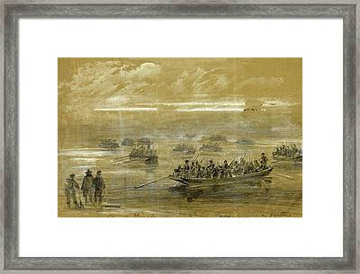 Russells Brigade Framed Print by Quint Lox