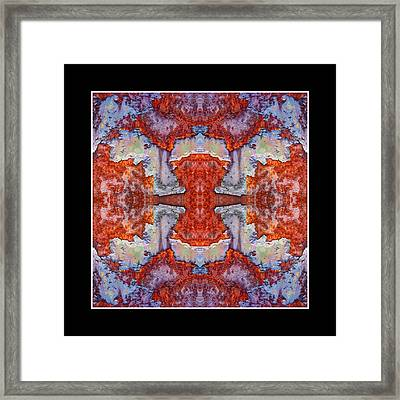 Rust Framed Print by Don Powers