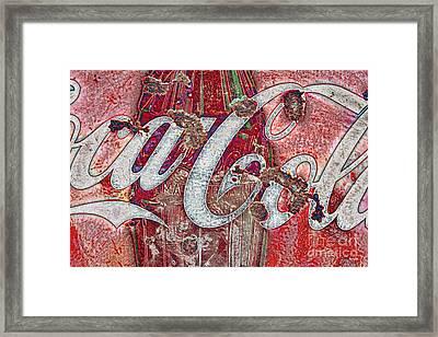 Rusted Memories Framed Print by Scott Pellegrin