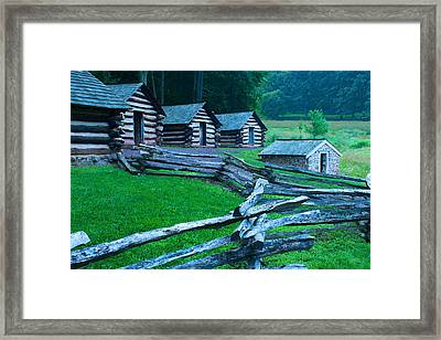 Rustic Life Framed Print by Michael Porchik