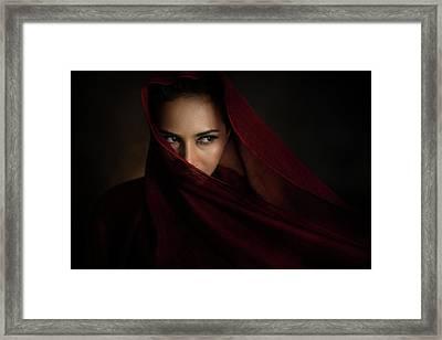 Rustique Framed Print