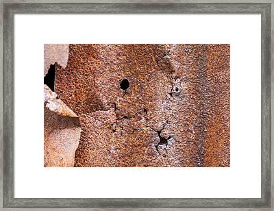 Rusty Riley Framed Print