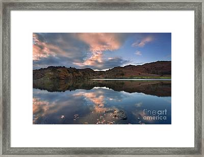 Rydal Water Framed Print by Rod McLean