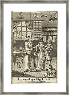 S. Cummingham Framed Print