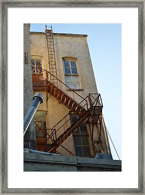 Sa 001  Framed Print by Shawn Marlow