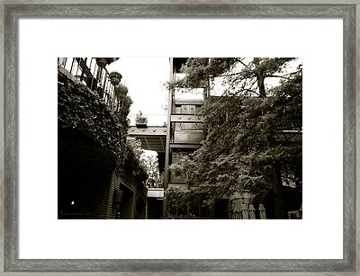 Sa River Walk 007-13 Framed Print