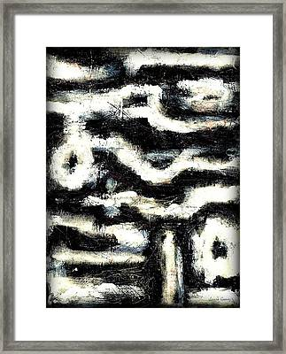 Sabanah By Laura Gomez - Vertical Size Framed Print by Laura  Gomez