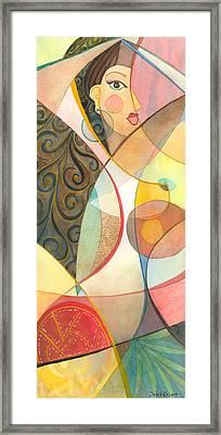 Sabor Framed Print