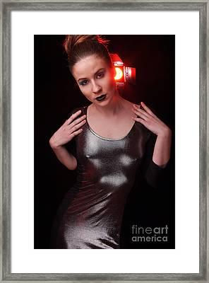 Sabrina14 Framed Print by Yhun Suarez