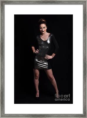 Sabrina16 Framed Print by Yhun Suarez