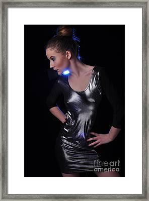 Sabrina3 Framed Print by Yhun Suarez
