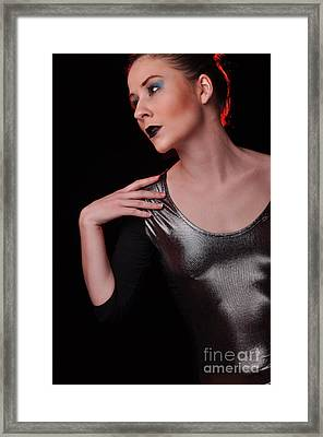 Sabrina8 Framed Print by Yhun Suarez