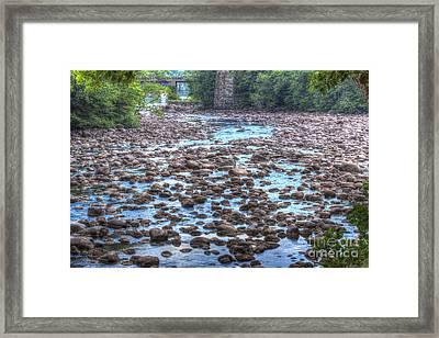 Sacandaga River Framed Print