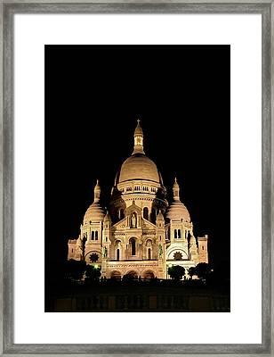 Sacre-coeur Framed Print