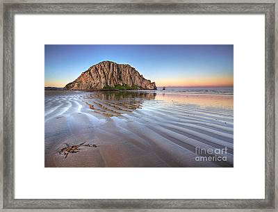Sacred Space Framed Print by Alice Cahill
