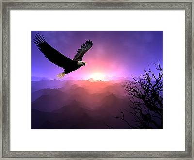 Sacred Spaces Framed Print by Andreas Thust