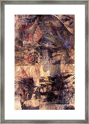 Sacred Vessel Framed Print by Charles B Mitchell