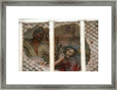 Framed Print featuring the photograph Sacri Monti  by Travel Pics