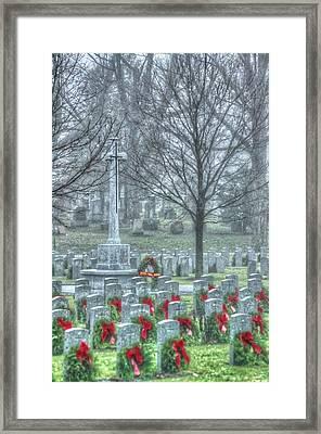 Sacrifice Framed Print