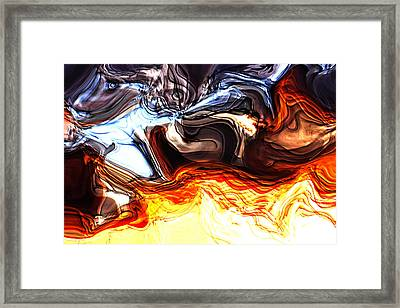 Sacrifice Framed Print