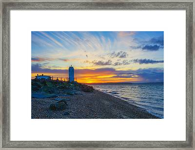 Safe And Sound Framed Print by Ryan Manuel