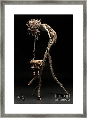 Safe Haven Framed Print by Adam Long