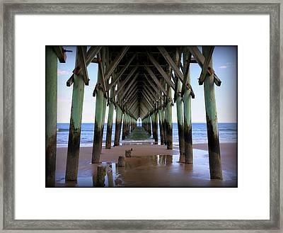 Safe Haven Framed Print by Karen Wiles