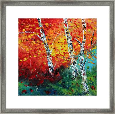 Safe Haven Framed Print by Meaghan Troup
