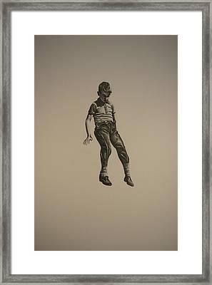 Safe Framed Print by Jeremy Johnson