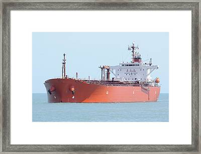 Safety First Framed Print