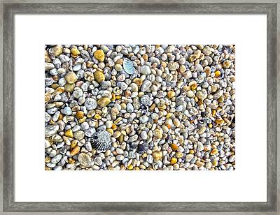 Sag Harbor Rocky Bay Beach Framed Print