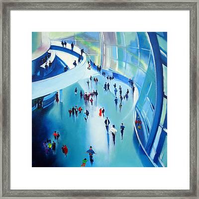Sage Gateshead Framed Print by Neil McBride