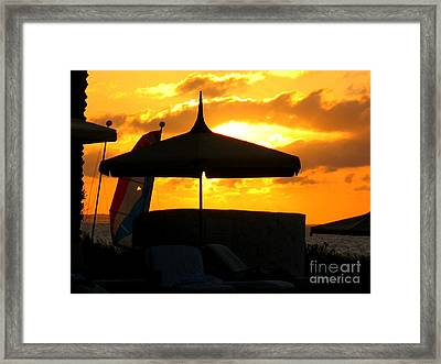 Sail Away With Me Framed Print by Patti Whitten
